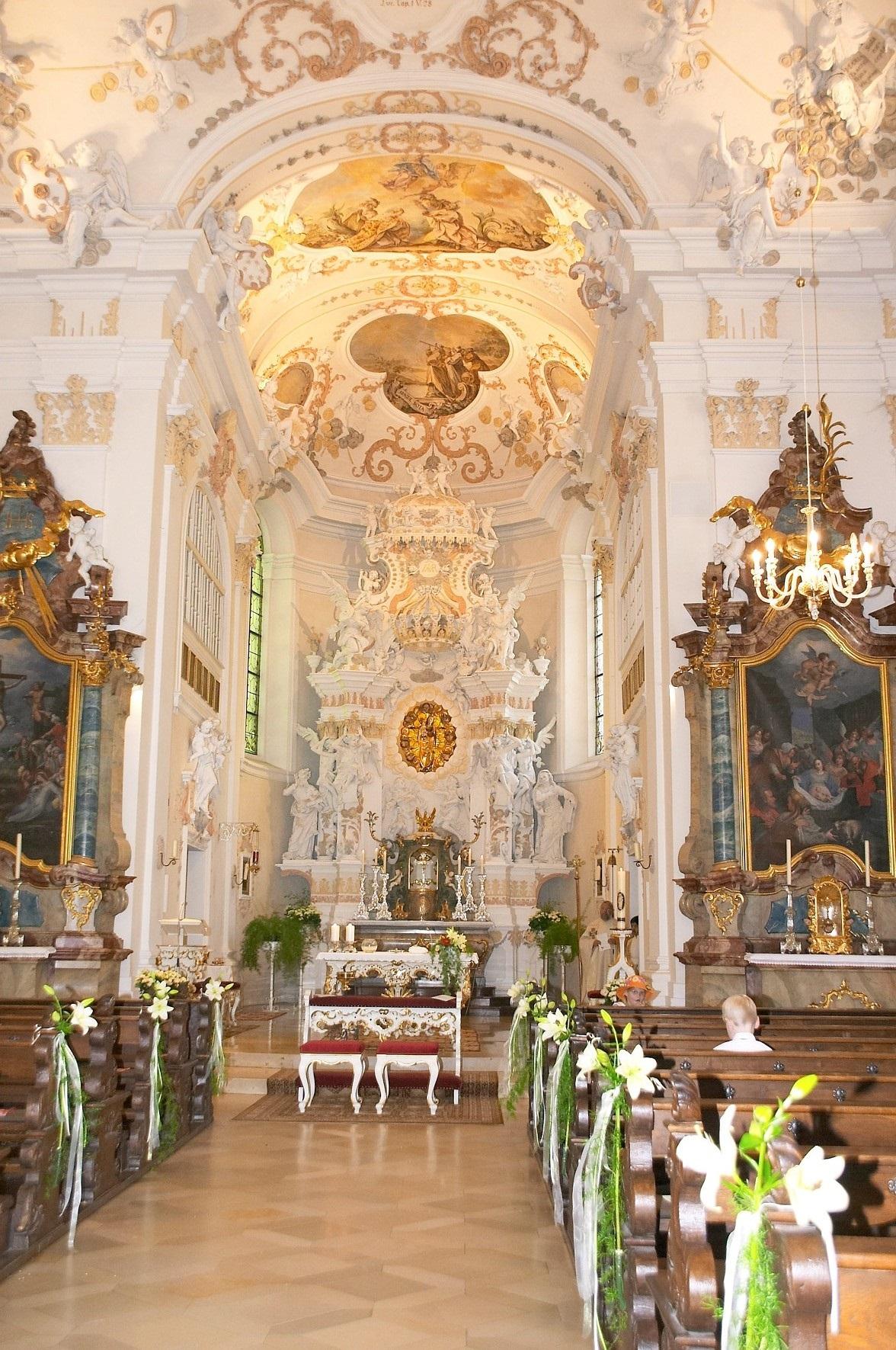 Hochzeitssängerin Düsseldorf kircheleer